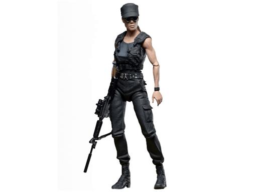 Boneco Sarah Connor - Terminator 2: Judgment Day (O Exterminador do Futuro 2: Dia do Julgamento) - 1:10 - Neca