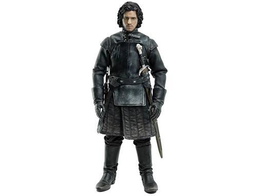 Boneco Jon Snow - Game Of Thrones - 1:6 - Threezero