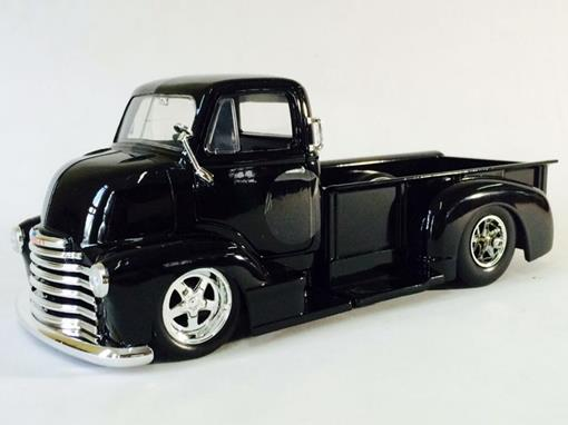 Chevrolet: Coe Pickup (1952) - Just Trucks - 1:24 - Jada