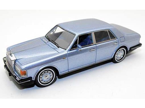Rolls-Royce: Silver Spirit - Lilás - 1:43 - Neo Scale Models