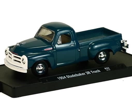 Studebaker: 3R Truck (1954) - Azul - 1:64 - M2 Machines