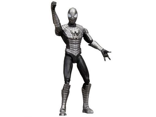 Boneco Armored Spider-Man - Marvel Legends Series - 3.75