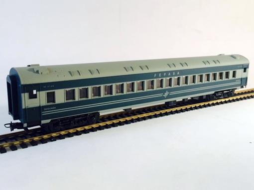 Carro Segunda Classe Fepasa - FRATESCHI - HO