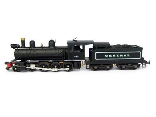 Locomotiva Ten-Wheeler - EFCB - HO - Frateschi