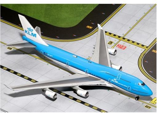 KLM: Boeing 747-400 - 1:400 - Gemini Jets