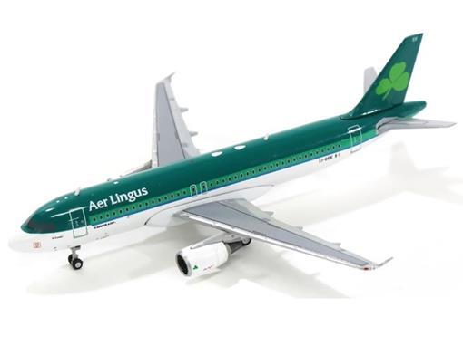 Aer Lingus: Airbus A320 - 1:400 - Gemini Jets
