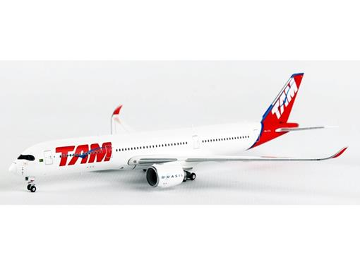 TAM: Airbus A350-900 - 1:400 - JC Wings