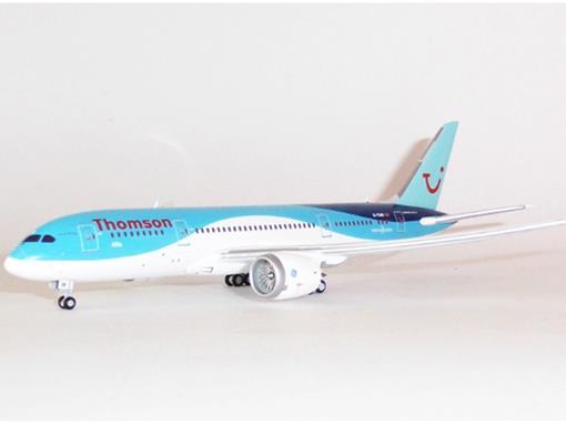 Thomson: Boeing 787-8 - 1:400 - Gemini Jets