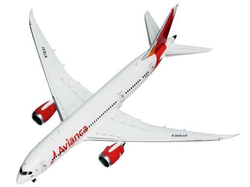 Avianca: Boeing 787-8 - 1:400 - Gemini Jets