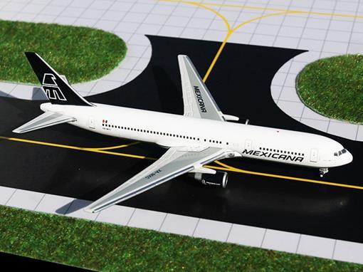 Mexicana: Boeing 767-300 - 1:400 - Gemini Jets