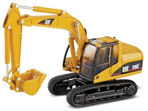 Caterpillar: Escavadeira Hidráulica 315C  - HO - Norscot