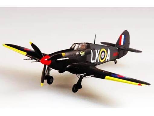 Hawker: Hurricane MK.II (1940/1941) - 1:72 - Easy Model