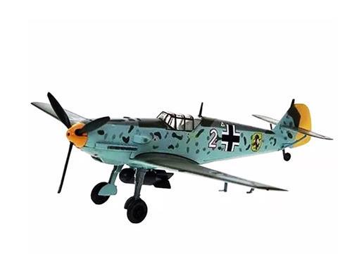 Messerschmitt: BF109E  - 1:72 - Easy Model