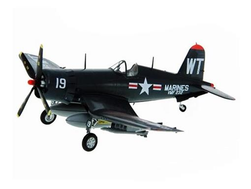 Chance Vought: F4U-4 Corsair - 1:72 - Easy Model