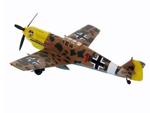 BF-109E/Trop: 2 Jg27 - 1:72 - Easy Model