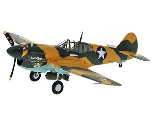 US Army: Curtiss P-40E Tomahawk (1941) - 1:72 - Easy Model
