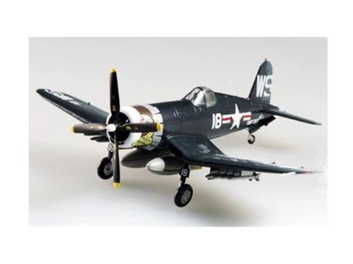 Chance Vought: F4U-4 Corsair - VMF-323 U.S.M.C - 1:72 - Easy Model