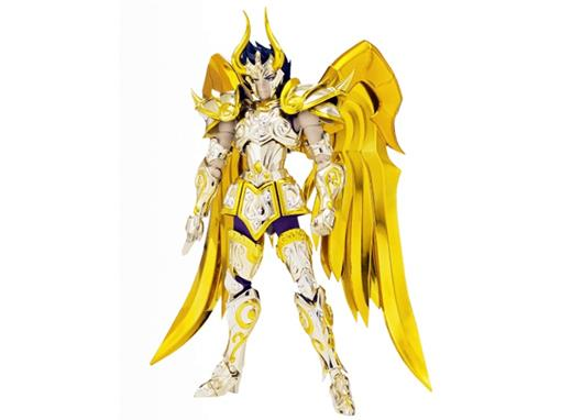 Saint Cloth Myth Ex Capricorn Shura (God Cloth) - Cavaleiros do Zodíaco - Bandai