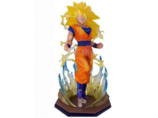 Super Saiyan 3 Son Goku - Dragon Ball Z - Figuarts Zero - 1:10 - Bandai