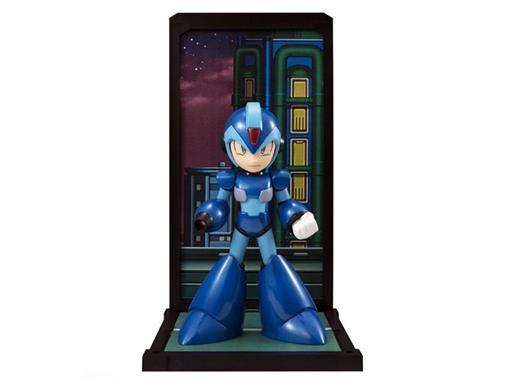 Estatueta Rockman - Megaman X - Tamashii Buddies #016 - Bandai