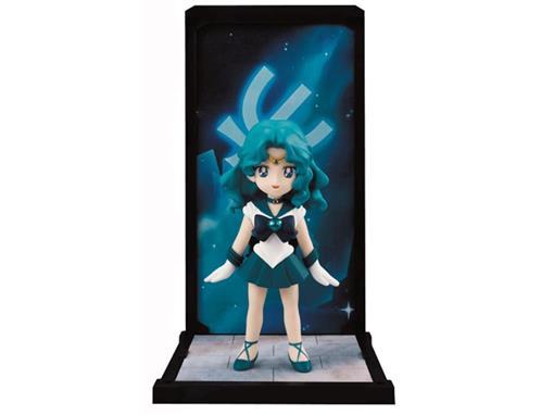 Estatueta Sailor Neptune - Sailor Moon - Tamashii Buddies #019 - Bandai