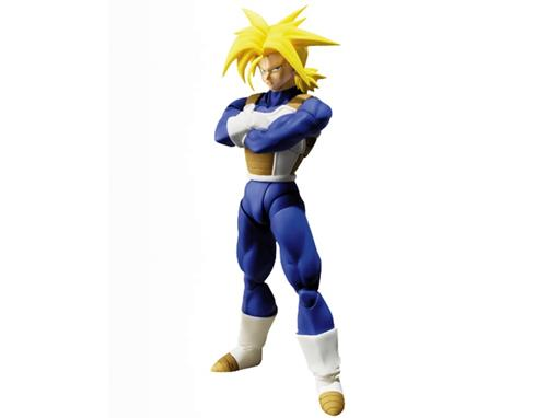 Super Saiyan Trunks - Dragon Ball Z - S.H. Figuarts - Bandai