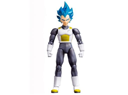 Super Saiyan God Vegeta - Dragon Ball Z - S.H. Figuarts - Bandai