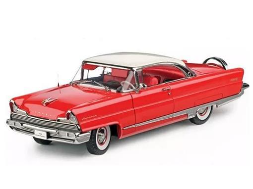 Lincoln: Premiere (1956) - Vermelho - 1:18 - Sun Star