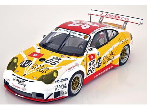 Porsche: 911 (996) GT3 RSR (2005) - #68 FIA GT (Zhu Hai/ China) - 1:18 - Autoart