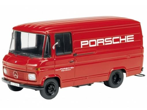 Mercedes Benz: L408 Van