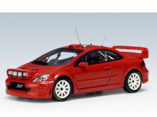 Peugeot: 307 WRC - Vermelho - 1:43 - Autoart