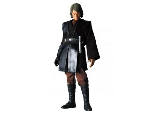 Boneco Anakin Skywalker - Star Wars - 1:6 - Medicom Toy