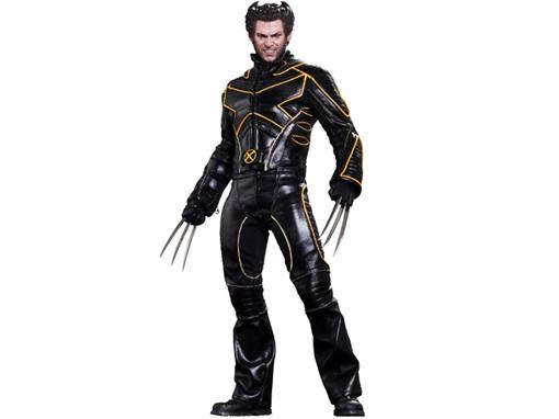 Boneco Wolverine (X-Men - The Last Stand) - 1:6 - Hot Toys