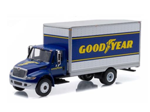 International Durastar: Goodyear - H.D Trucks - 1:64 - Greenlight
