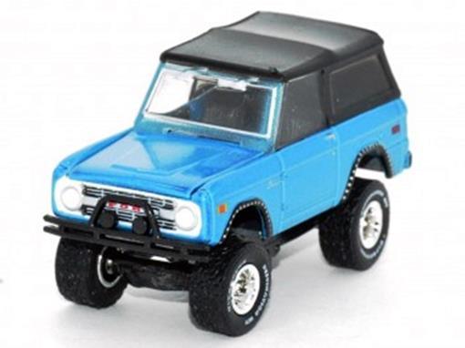 Ford: Bronco (1975) - All Terrain - 1:64 - Greenlight