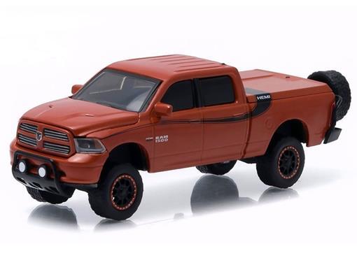 Dodge Ram: 1500 Sport (2014) - All Terrain - 1:64 - Greenlight