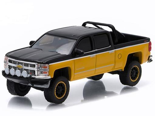 Chevrolet: Silverado 1500 (2015) - All Terrain - 1:64 - Greenlight