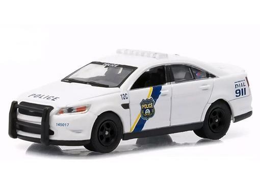 Ford: Police Interceptor (2012) - Hot Pursuit - Série 16 - Polícia - 1:64 - Greenlight