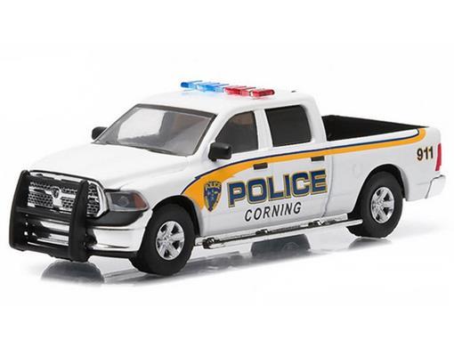 Dodge: Ram 1500 (2014) - Polícia - Hot Pursuit - Série 16 - 1:64 - Greenlight