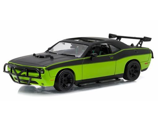 Dodge: Challenger R/T - Velozes e Furiosos 7 - 1:43 - Greenlight