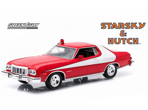 Ford: Gran Torino (1976) - Starsky and Hutch - Polícia - Hollywood - 1:43 - Greenlight