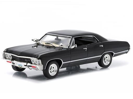 Chevrolet: Impala Sport Sedan (1967) - Supernatural - 1:43 - Greenlight