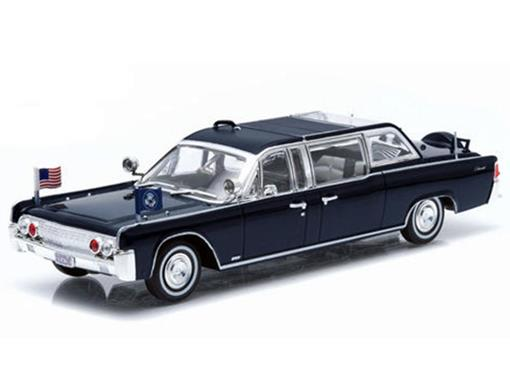 Lincoln: Continental SS-100-X (1961) - John F Kennedy - Presidential Limos - 1:43 - Greenlight
