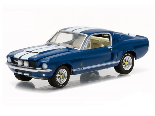 Ford: Shelby GT-500 (1967) - Banett Jackson - Série 1 - 1:64 - Greenlight
