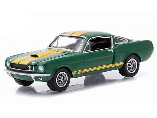 Ford: Shelby GT-350H (1966) - Verde - GL Muscle - Série 14 - 1:64 - Greenlight