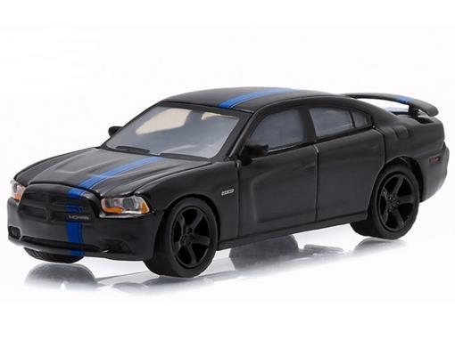 Dodge: Charger Mopar (2011) - Preto - GL Muscle - Série 14 - 1:64 - Greenlight