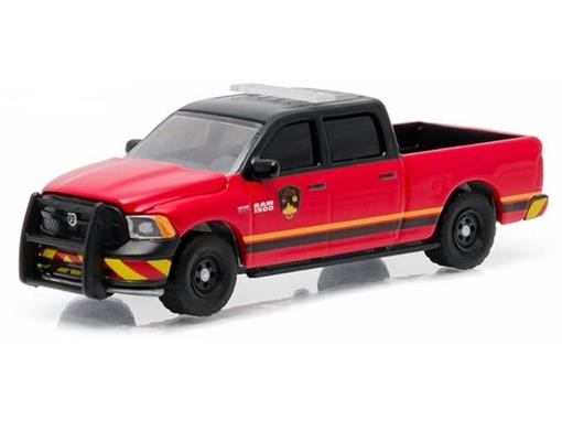 Dodge: Ram 1500 Guthrie (2014) - Country Roads - 1:64 - Greenlight