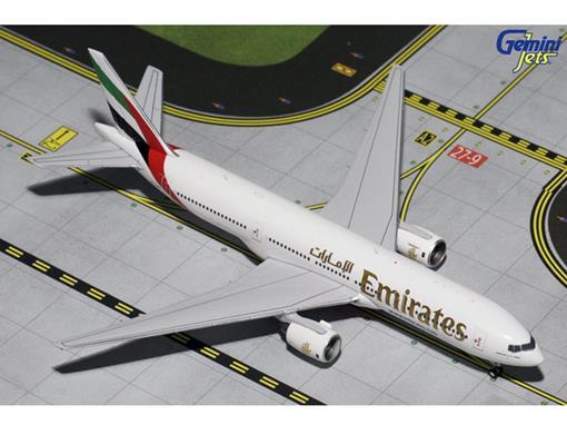 Emirates: Boeing 777-200Er - 1:400 - Gemini jets