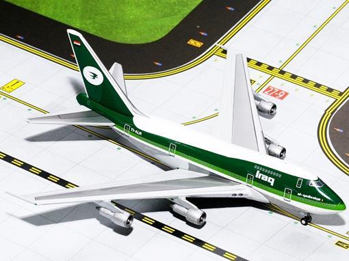 Iraq: Boeing 747SP - 1:400 - Gemini Jets