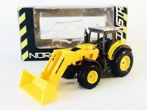 Trator Mini Jet Construction - HO - 1:87 - Norev